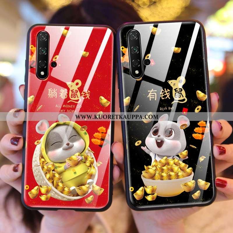Kuori Honor 20, Kuoret Honor 20, Kotelo Honor 20 Suuntaus Tila Punainen Luova