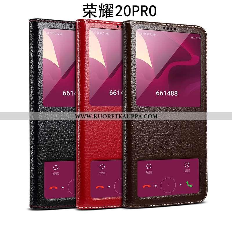 Kuori Honor 20 Pro, Kuoret Honor 20 Pro, Kotelo Honor 20 Pro Nahka Suojaus Puhelimen All Inclusive L