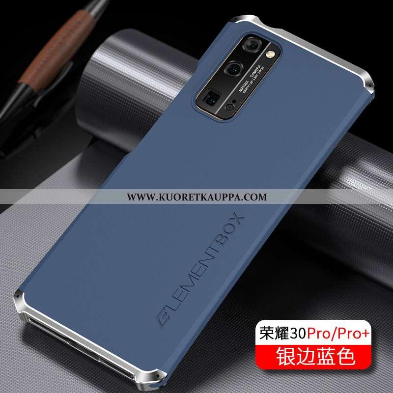 Kuori Honor 30 Pro, Kuoret Honor 30 Pro, Kotelo Honor 30 Pro Silikoni Metalli Suuntaus Suojaus Tumma