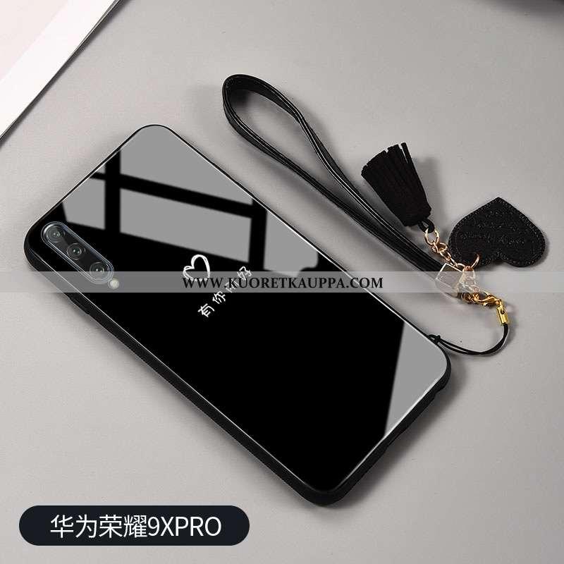 Kuori Honor 9x Pro, Kuoret Honor 9x Pro, Kotelo Honor 9x Pro Lasi Tila Kustannukset Silikoni Suojaus