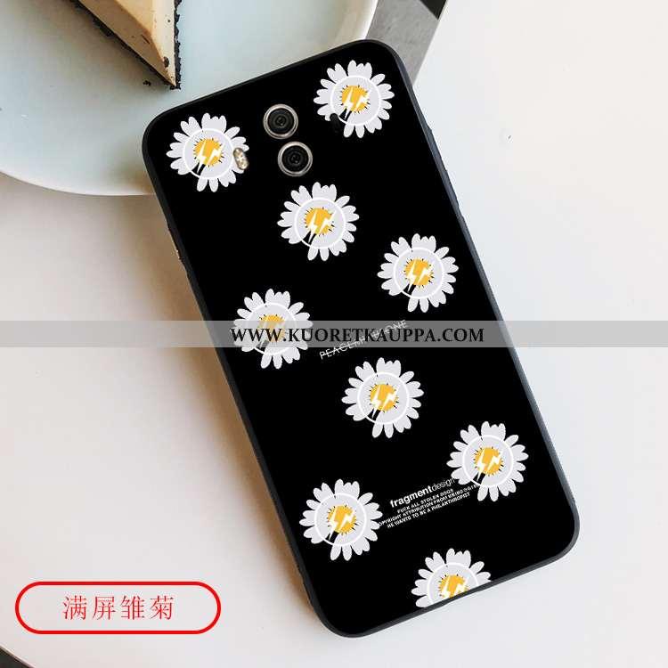 Kuori Huawei Mate 10, Kuoret Huawei Mate 10, Kotelo Huawei Mate 10 Pesty Suede Persoonallisuus Päivä