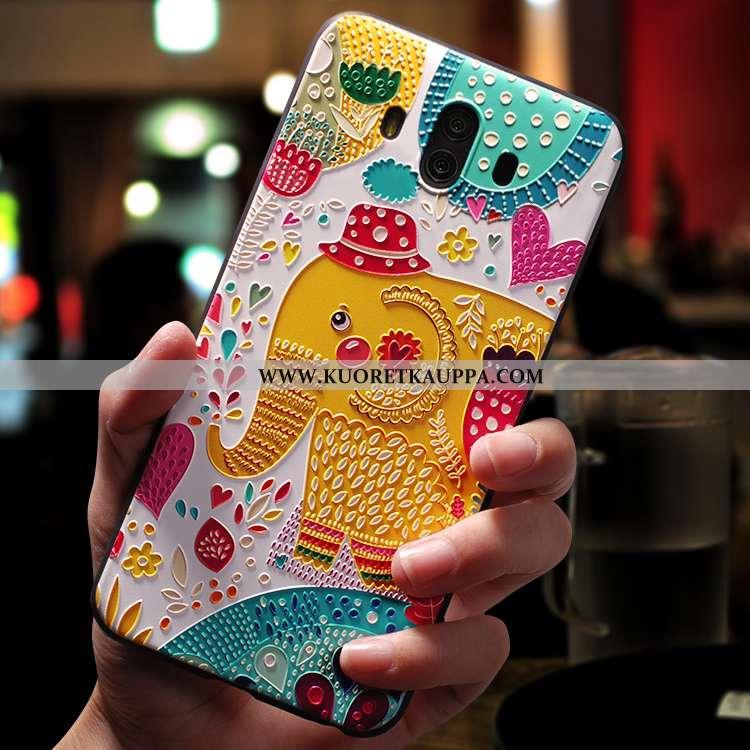 Kuori Huawei Mate 10, Kuoret Huawei Mate 10, Kotelo Huawei Mate 10 Suuntaus Ultra Pehmeä Neste Puhel