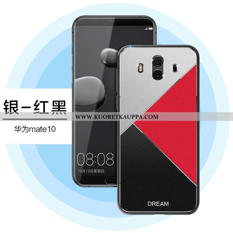 Kuori Huawei Mate 10, Kuoret Huawei Mate 10, Kotelo Huawei Mate 10 Ultra Pehmeä Neste Suojaus Net Re