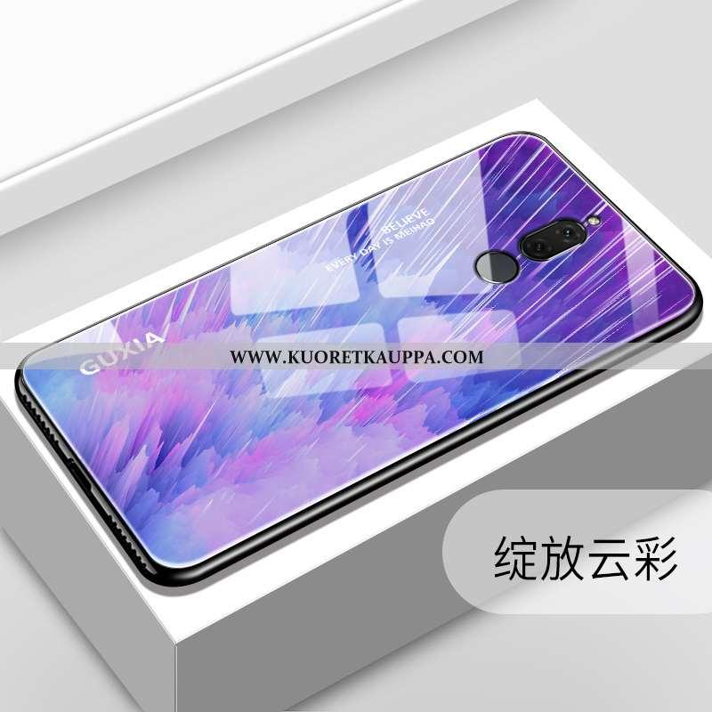Kuori Huawei Mate 10 Lite, Kuoret Huawei Mate 10 Lite, Kotelo Huawei Mate 10 Lite Lasi Pesty Suede P