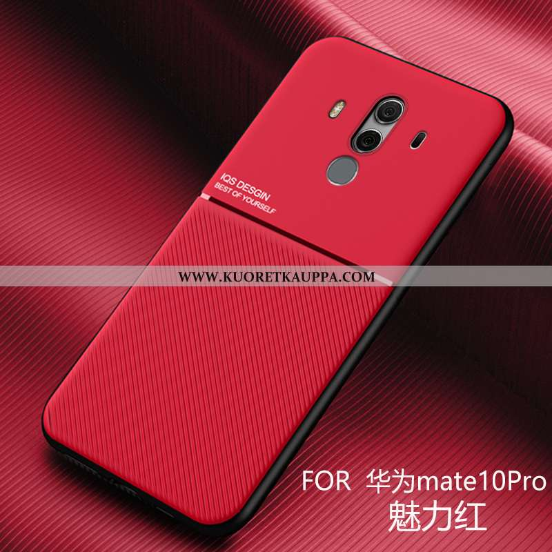 Kuori Huawei Mate 10 Pro, Kuoret Huawei Mate 10 Pro, Kotelo Huawei Mate 10 Pro Pesty Suede Persoonal