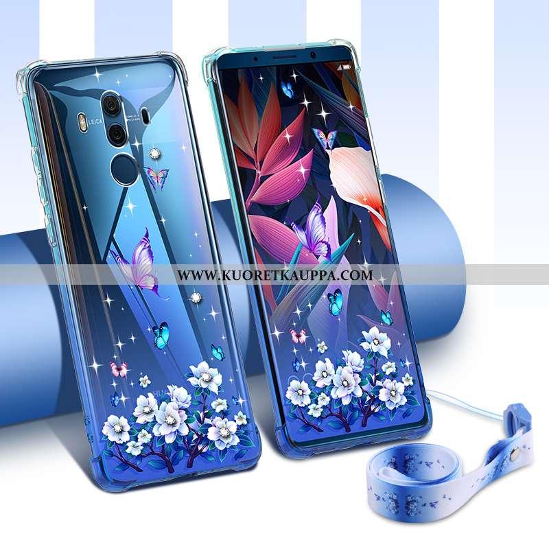 Kuori Huawei Mate 10 Pro, Kuoret Huawei Mate 10 Pro, Kotelo Huawei Mate 10 Pro Silikoni Suojaus Valo