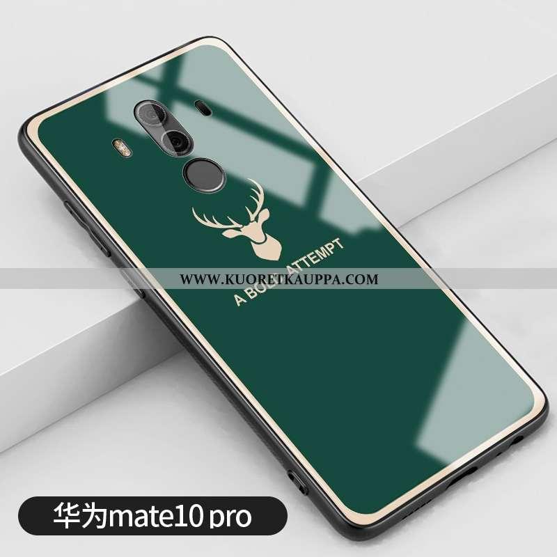 Kuori Huawei Mate 10 Pro, Kuoret Huawei Mate 10 Pro, Kotelo Huawei Mate 10 Pro Suuntaus Silikoni Luo