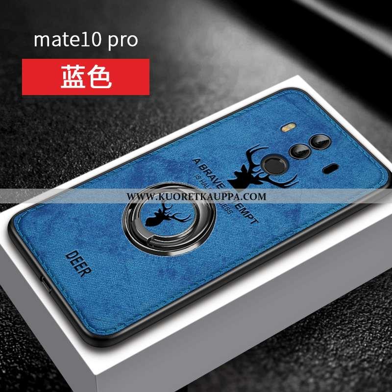 Kuori Huawei Mate 10 Pro, Kuoret Huawei Mate 10 Pro, Kotelo Huawei Mate 10 Pro Valo Silikoni Puhelim