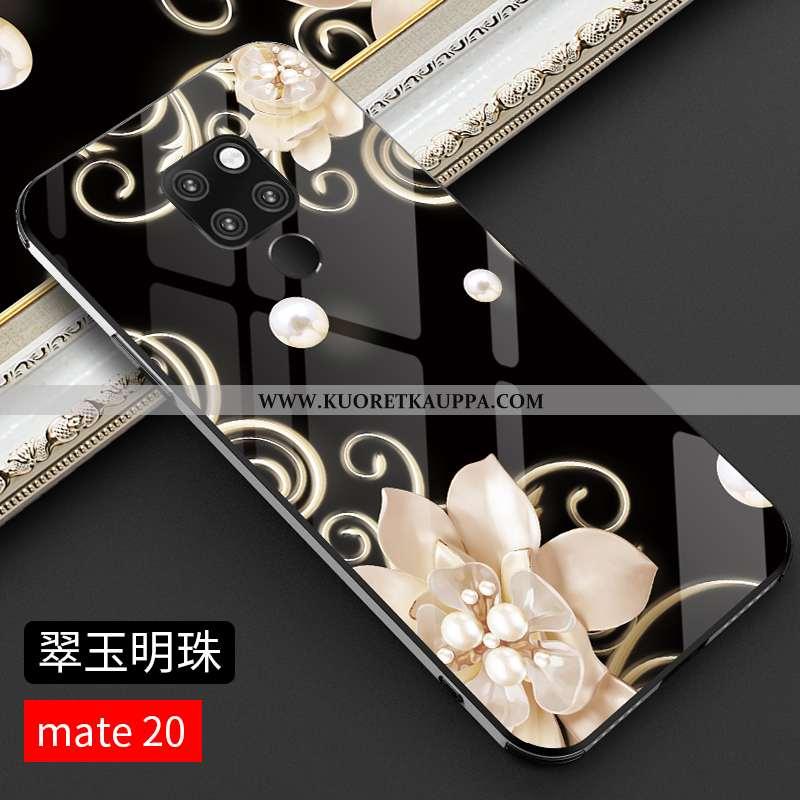 Kuori Huawei Mate 20, Kuoret Huawei Mate 20, Kotelo Huawei Mate 20 Ultra Valo Murtumaton Mustat