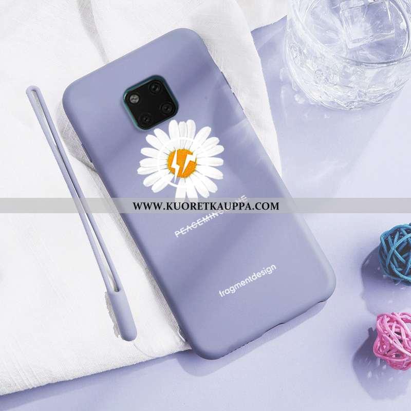 Kuori Huawei Mate 20 Pro, Kuoret Huawei Mate 20 Pro, Kotelo Huawei Mate 20 Pro Luova Pehmeä Neste Si