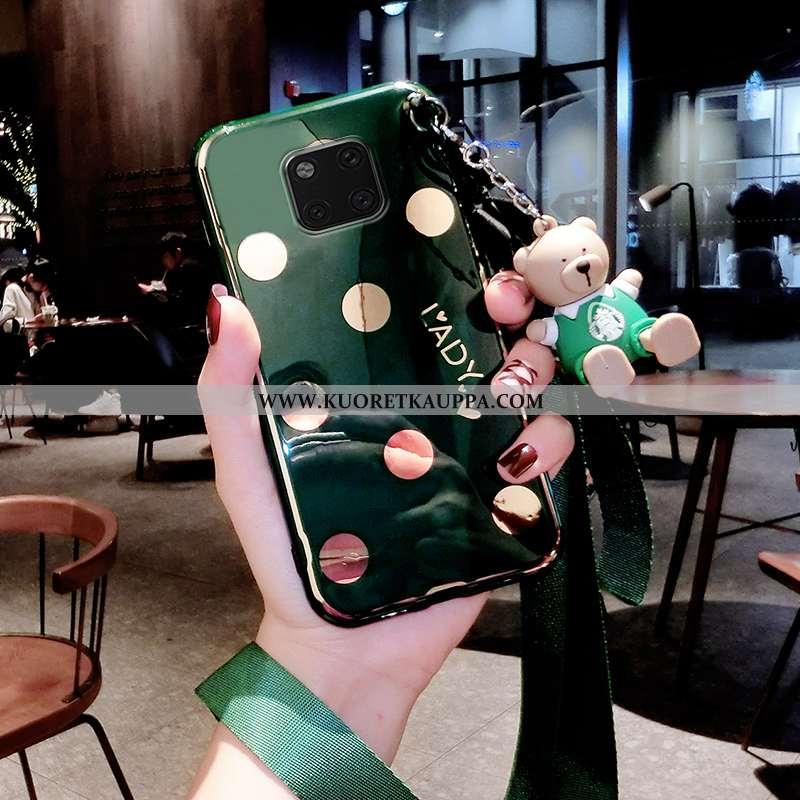 Kuori Huawei Mate 20 Pro, Kuoret Huawei Mate 20 Pro, Kotelo Huawei Mate 20 Pro Ultra Pehmeä Neste Vi