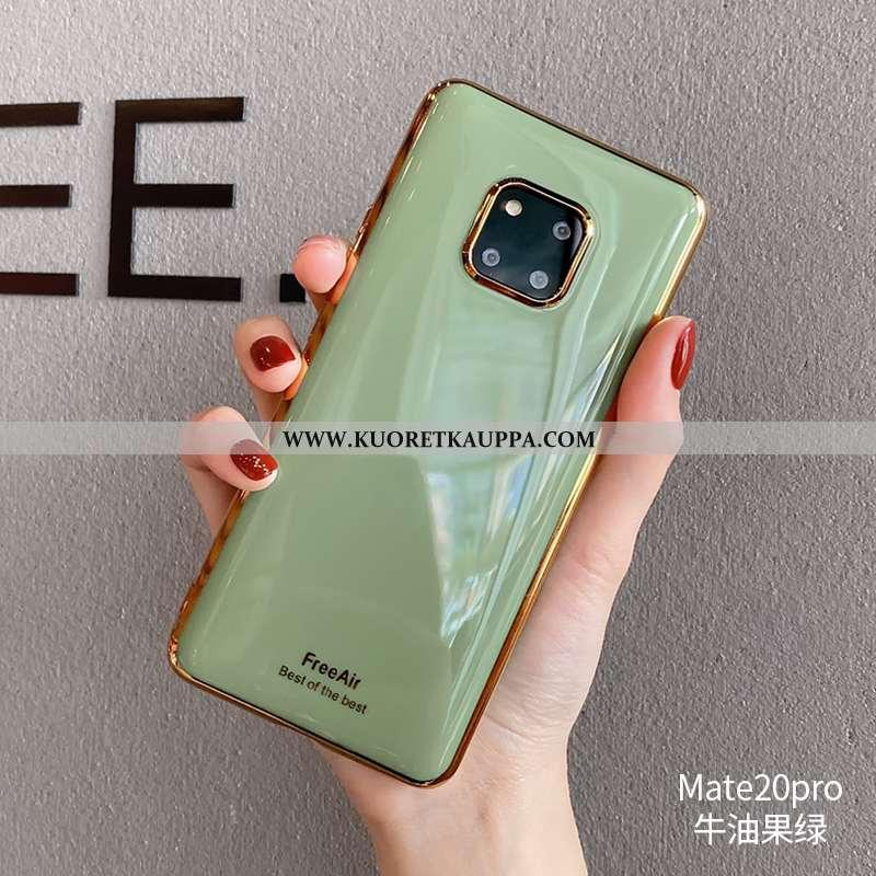 Kuori Huawei Mate 20 Pro, Kuoret Huawei Mate 20 Pro, Kotelo Huawei Mate 20 Pro Valo Silikoni Tuuli M