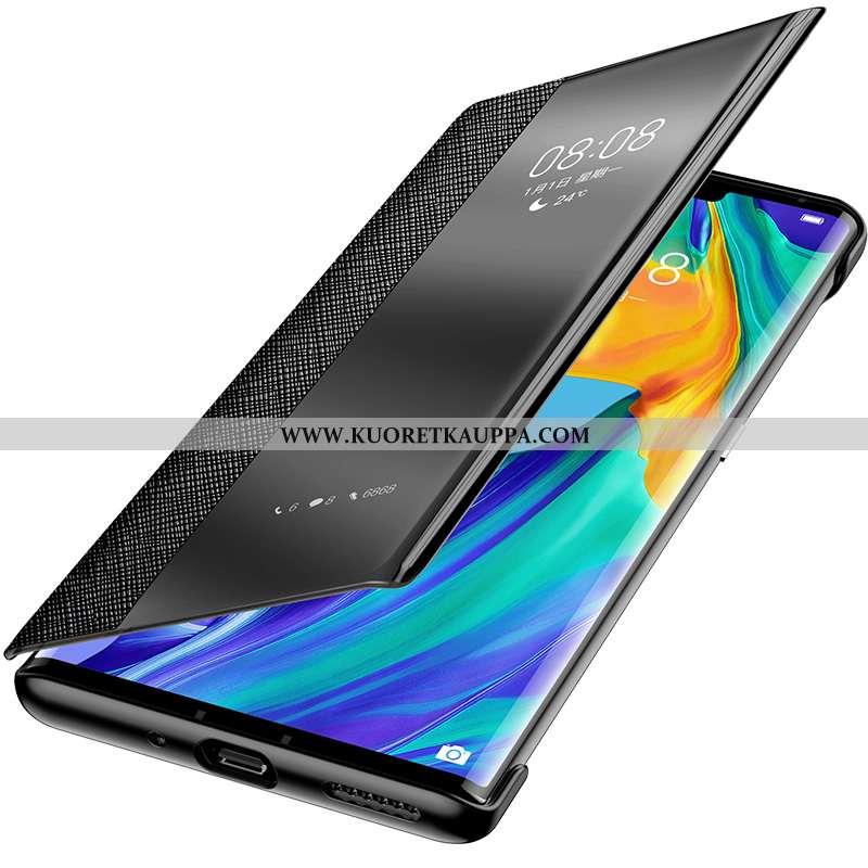 Kuori Huawei Mate 20 Rs, Kuoret Huawei Mate 20 Rs, Kotelo Huawei Mate 20 Rs Luova Aito Nahka Puhelim