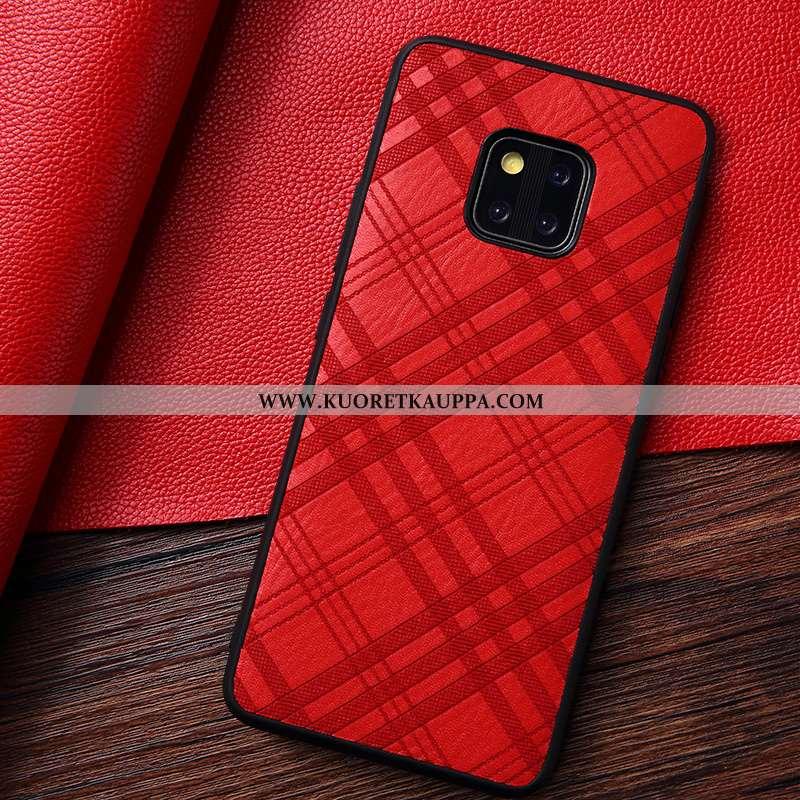 Kuori Huawei Mate 20 Rs, Kuoret Huawei Mate 20 Rs, Kotelo Huawei Mate 20 Rs Punainen Puhelimen