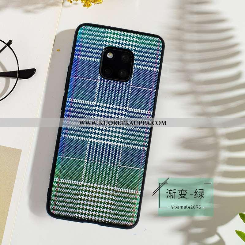 Kuori Huawei Mate 20 Rs, Kuoret Huawei Mate 20 Rs, Kotelo Huawei Mate 20 Rs Ultra Pehmeä Neste Nahka