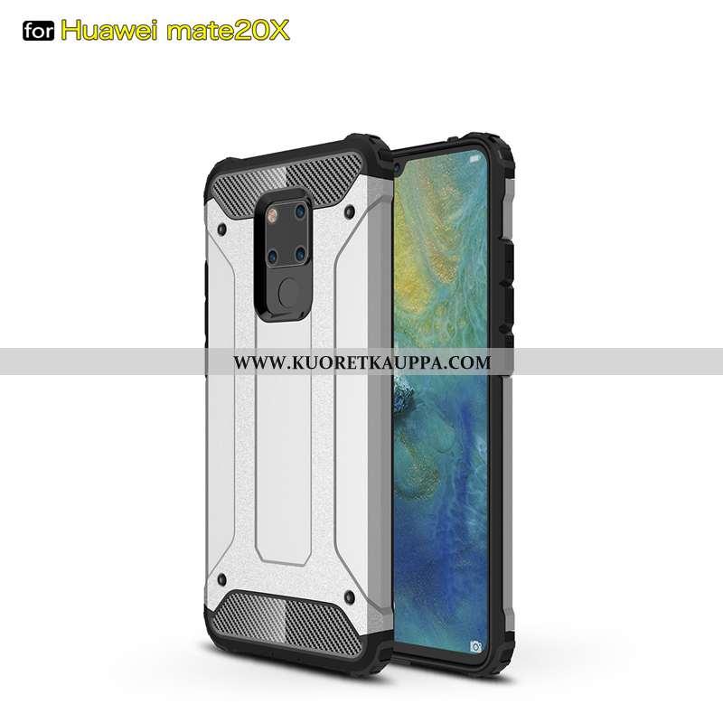 Kuori Huawei Mate 20 X, Kuoret Huawei Mate 20 X, Kotelo Huawei Mate 20 X Pehmeä Neste Silikoni Suupa