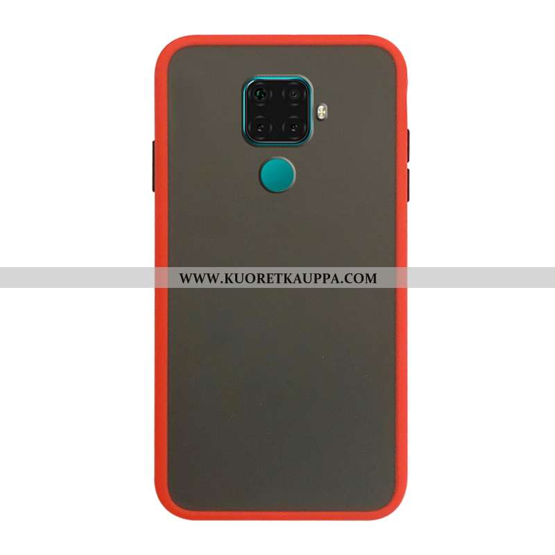 Kuori Huawei Mate 30 Lite, Kuoret Huawei Mate 30 Lite, Kotelo Huawei Mate 30 Lite Läpinäkyvä Pesty S