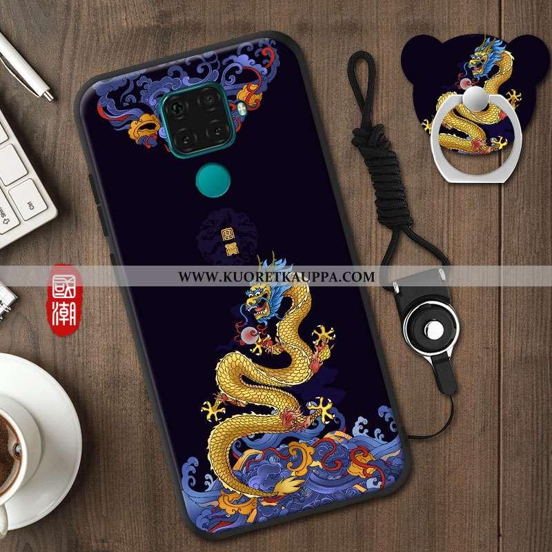 Kuori Huawei Mate 30 Lite, Kuoret Huawei Mate 30 Lite, Kotelo Huawei Mate 30 Lite Silikoni Ripustett