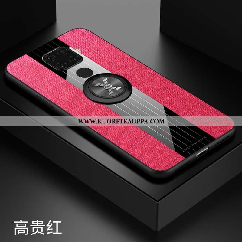 Kuori Huawei Mate 30 Lite, Kuoret Huawei Mate 30 Lite, Kotelo Huawei Mate 30 Lite Suojaus Kukkakuvio