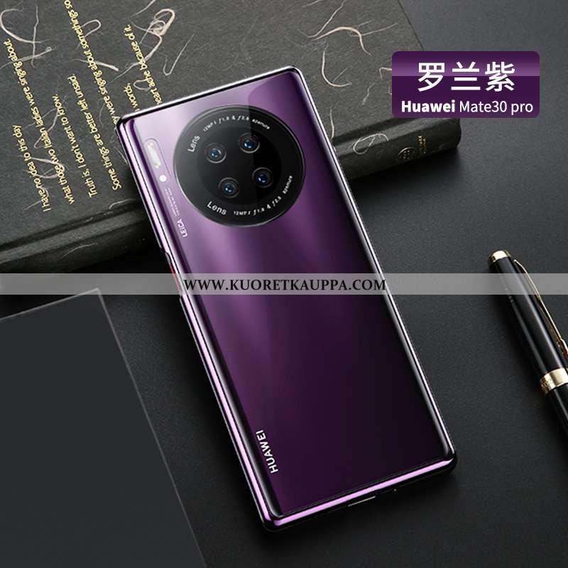 Kuori Huawei Mate 30 Pro, Kuoret Huawei Mate 30 Pro, Kotelo Huawei Mate 30 Pro Valo Silikoni Kova Yl
