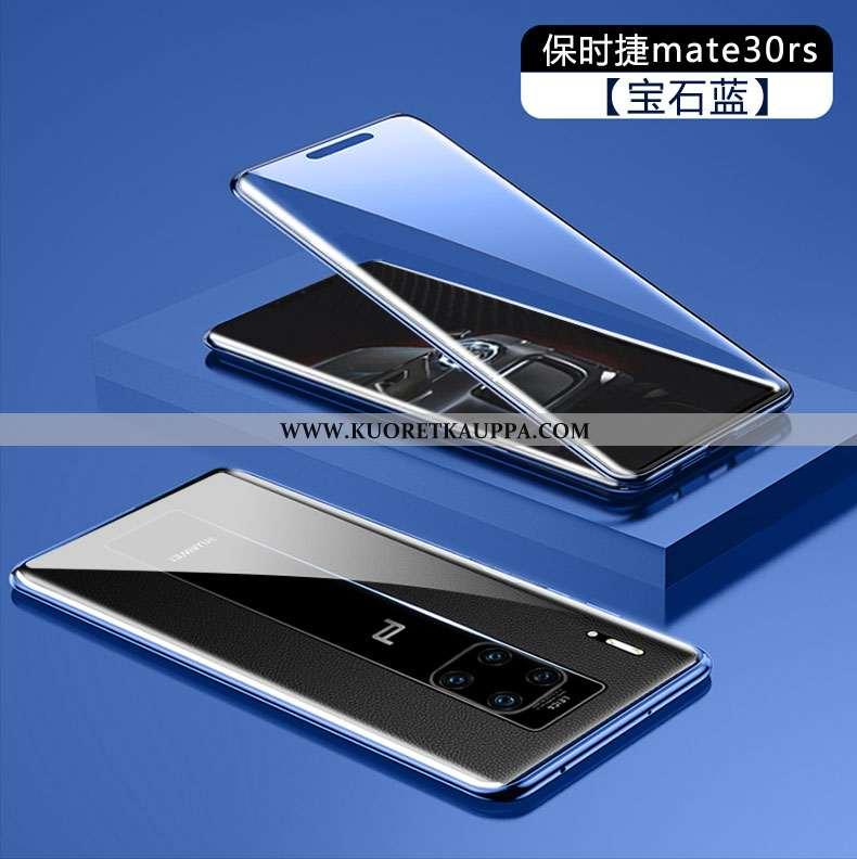 Kuori Huawei Mate 30 Rs, Kuoret Huawei Mate 30 Rs, Kotelo Huawei Mate 30 Rs Lasi Läpinäkyvä Puhelime