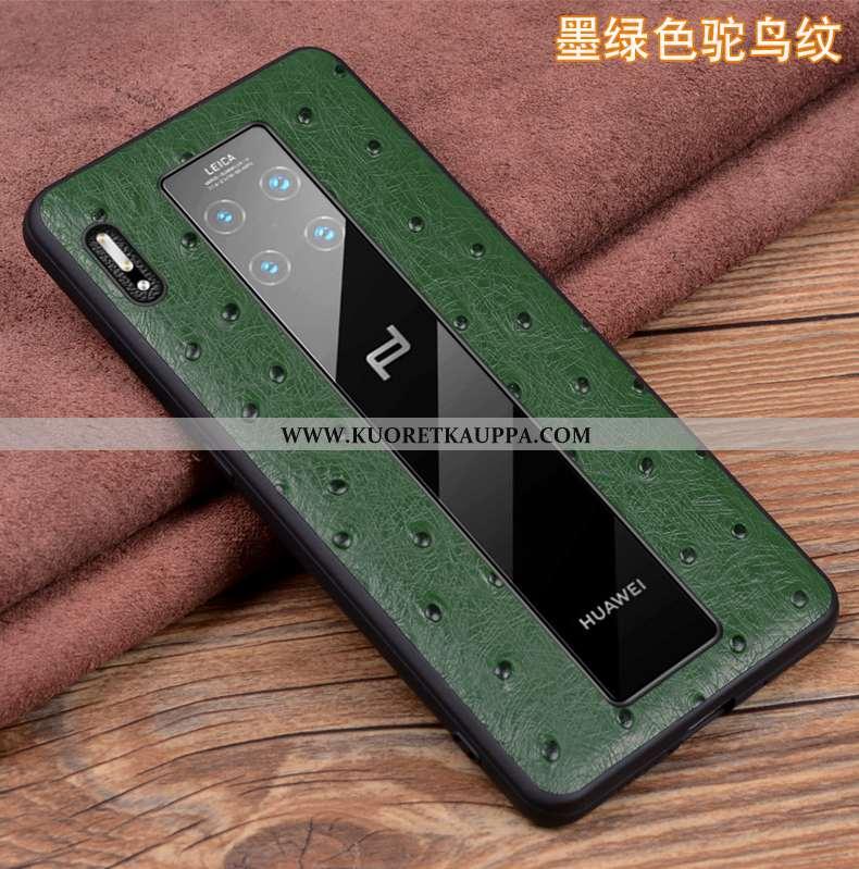 Kuori Huawei Mate 30 Rs, Kuoret Huawei Mate 30 Rs, Kotelo Huawei Mate 30 Rs Näytönsuojus Suojaus Mur