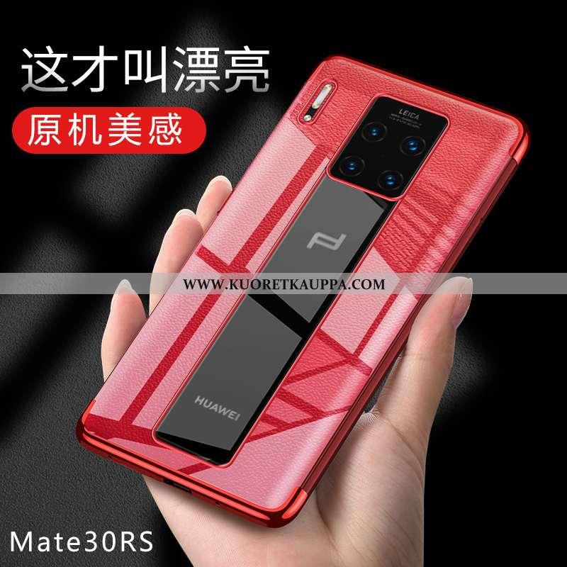Kuori Huawei Mate 30 Rs, Kuoret Huawei Mate 30 Rs, Kotelo Huawei Mate 30 Rs Pehmeä Neste Valo Murtum