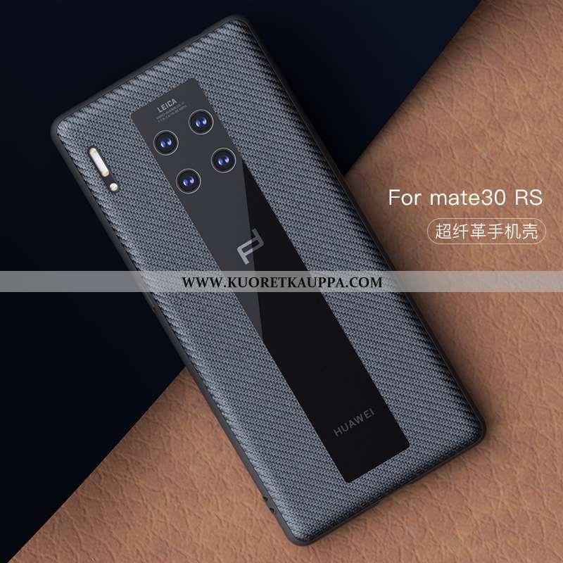 Kuori Huawei Mate 30 Rs, Kuoret Huawei Mate 30 Rs, Kotelo Huawei Mate 30 Rs Suojaus Nahkakuori Nahka
