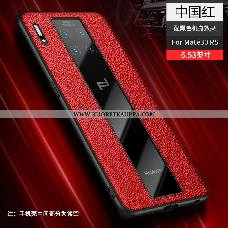 Kuori Huawei Mate 30 Rs, Kuoret Huawei Mate 30 Rs, Kotelo Huawei Mate 30 Rs Ultra Valo Murtumaton Su
