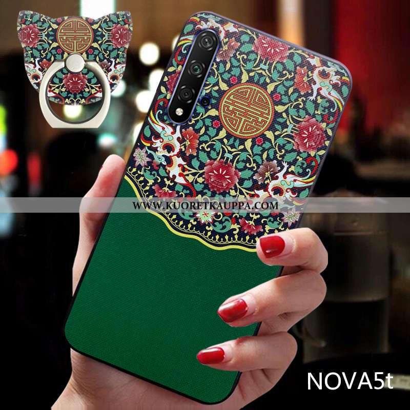 Kuori Huawei Nova 5t, Kuoret Huawei Nova 5t, Kotelo Huawei Nova 5t Ripustettavat Koristeet Suuntaus