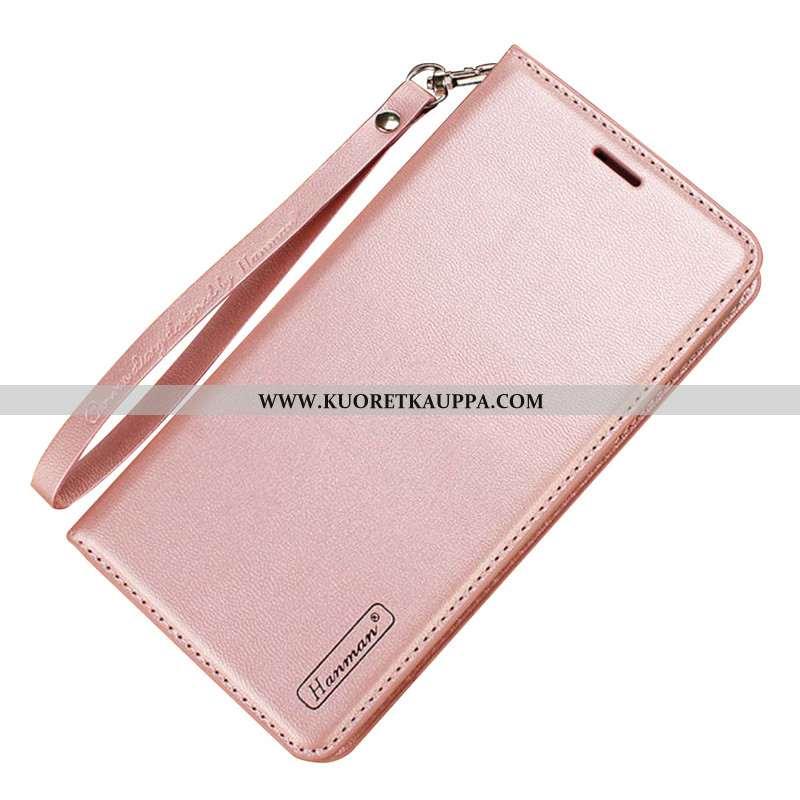 Kuori Huawei Nova 5t, Kuoret Huawei Nova 5t, Kotelo Huawei Nova 5t Suojaus Nahkakuori Puhelimen Pink