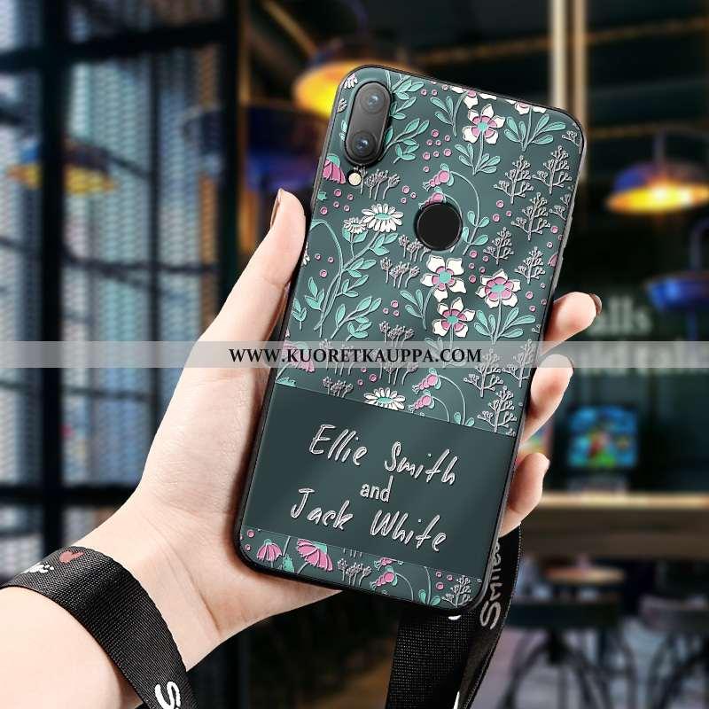 Kuori Huawei P Smart 2020, Kuoret Huawei P Smart 2020, Kotelo Huawei P Smart 2020 Kohokuviointi Suun