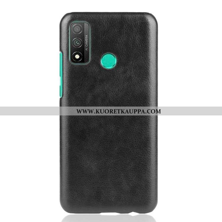 Kuori Huawei P Smart 2020, Kuoret Huawei P Smart 2020, Kotelo Huawei P Smart 2020 Nahka Suuntaus Pes