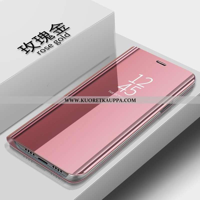 Kuori Huawei P Smart 2020, Kuoret Huawei P Smart 2020, Kotelo Huawei P Smart 2020 Nahkakuori 2020 Ja