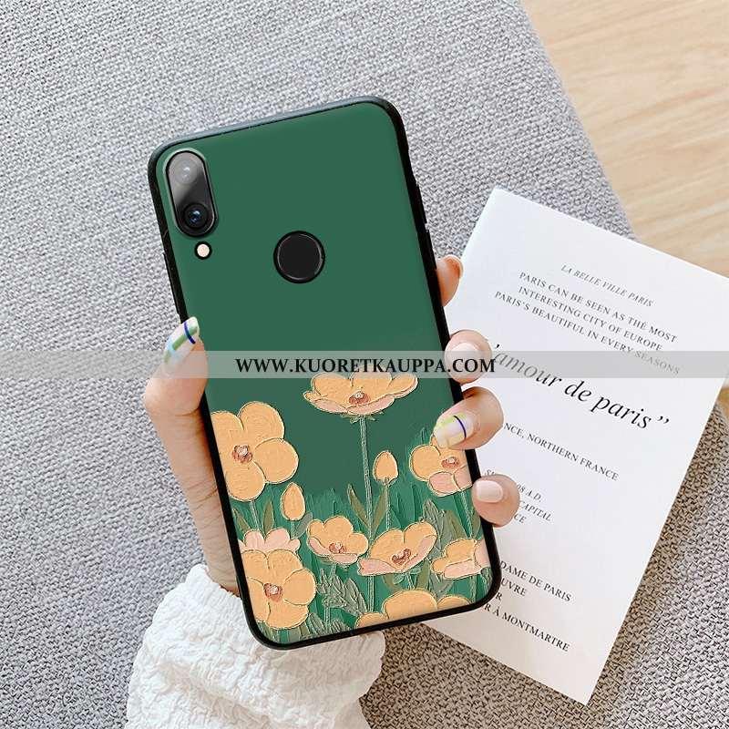 Kuori Huawei P Smart 2020, Kuoret Huawei P Smart 2020, Kotelo Huawei P Smart 2020 Pehmeä Neste Valo