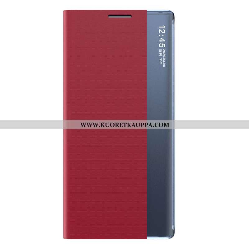 Kuori Huawei P Smart 2020, Kuoret Huawei P Smart 2020, Kotelo Huawei P Smart 2020 Puhelimen Punainen