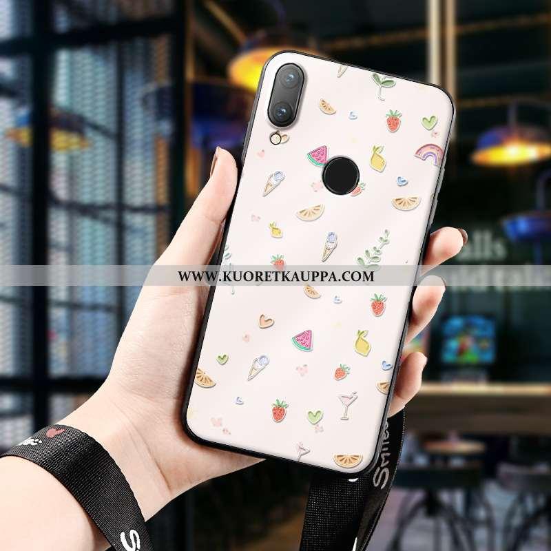 Kuori Huawei P Smart 2020, Kuoret Huawei P Smart 2020, Kotelo Huawei P Smart 2020 Sarjakuva Ihana Ko