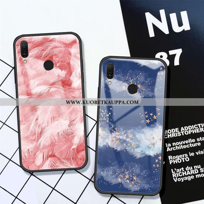 Kuori Huawei P Smart 2020, Kuoret Huawei P Smart 2020, Kotelo Huawei P Smart 2020 Silikoni Lasi All