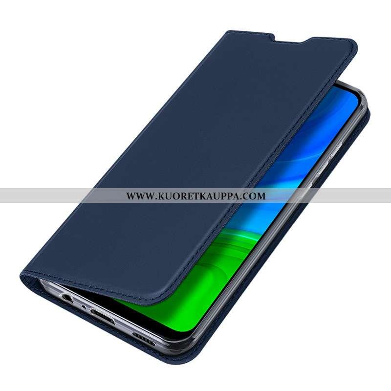 Kuori Huawei P Smart 2020, Kuoret Huawei P Smart 2020, Kotelo Huawei P Smart 2020 Sininen Puhelimen