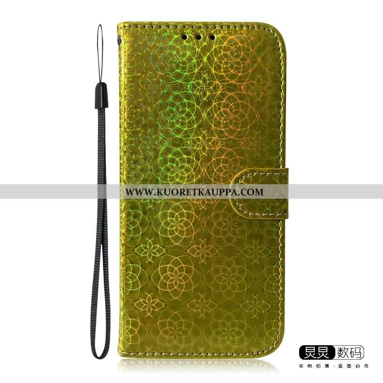 Kuori Huawei P Smart 2020, Kuoret Huawei P Smart 2020, Kotelo Huawei P Smart 2020 Suojaus Nahkakuori