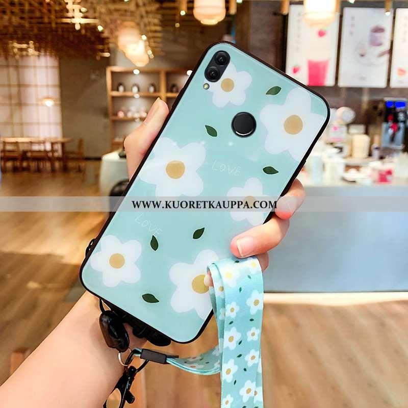 Kuori Huawei P Smart+, Kuoret Huawei P Smart+, Kotelo Huawei P Smart+ Lasi Persoonallisuus Suuntaus