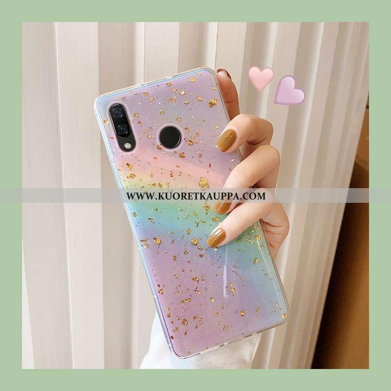 Kuori Huawei P Smart+, Kuoret Huawei P Smart+, Kotelo Huawei P Smart+ Luova Ultra All Inclusive Sili