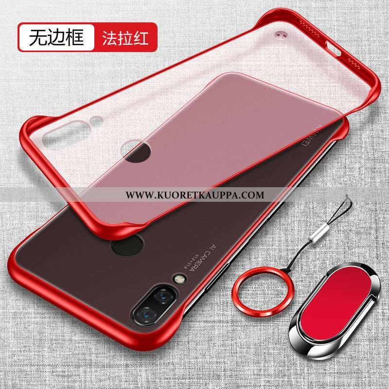 Kuori Huawei P Smart+, Kuoret Huawei P Smart+, Kotelo Huawei P Smart+ Pehmeä Neste Valo Puhelimen Su