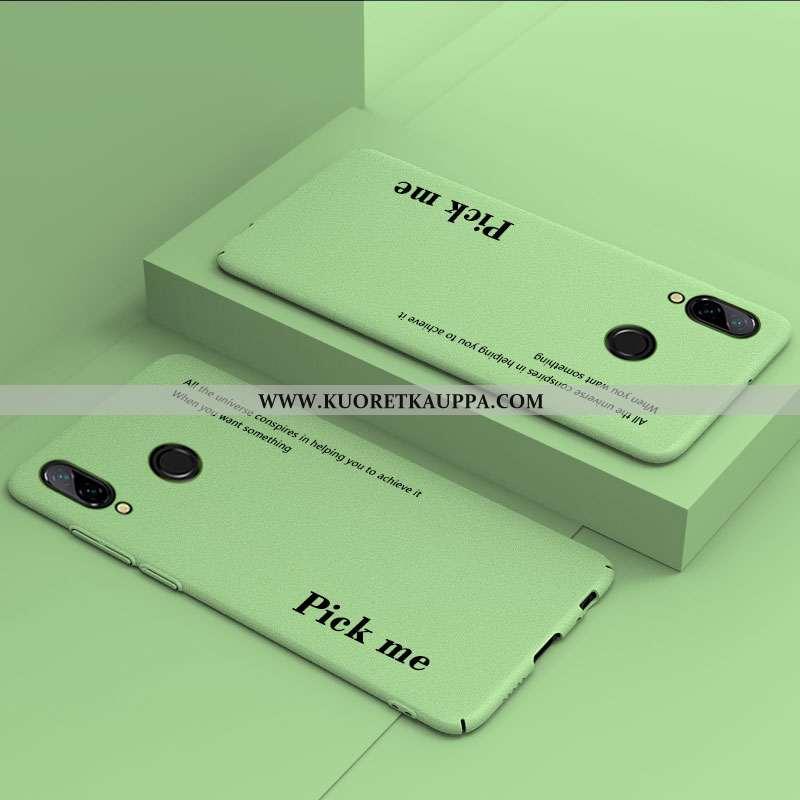 Kuori Huawei P Smart+, Kuoret Huawei P Smart+, Kotelo Huawei P Smart+ Pesty Suede Persoonallisuus Ne