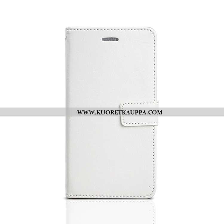 Kuori Huawei P Smart+, Kuoret Huawei P Smart+, Kotelo Huawei P Smart+ Silikoni Suojaus Valkoinen Peh