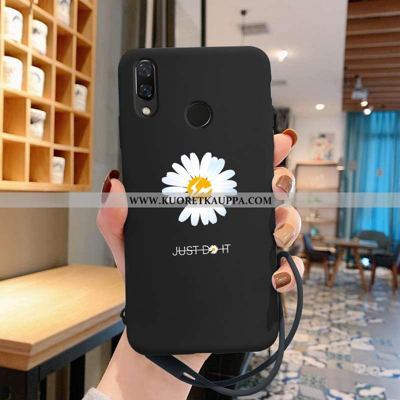 Kuori Huawei P Smart+, Kuoret Huawei P Smart+, Kotelo Huawei P Smart+ Suojaus Persoonallisuus Lohikä