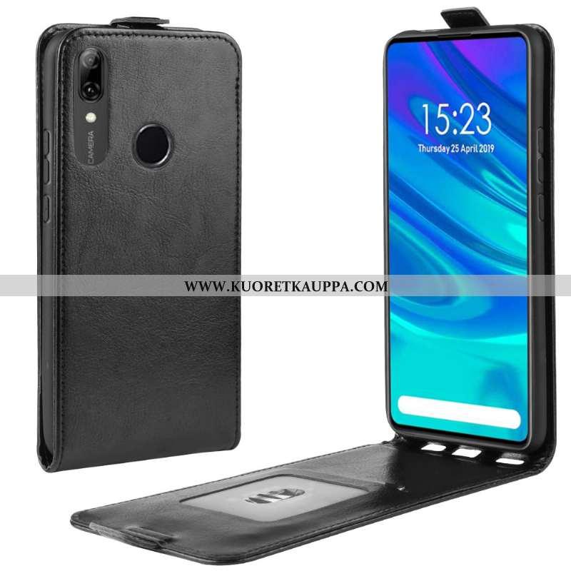 Kuori Huawei P Smart Z, Kuoret Huawei P Smart Z, Kotelo Huawei P Smart Z Suojaus Simpukka Musta Puhe