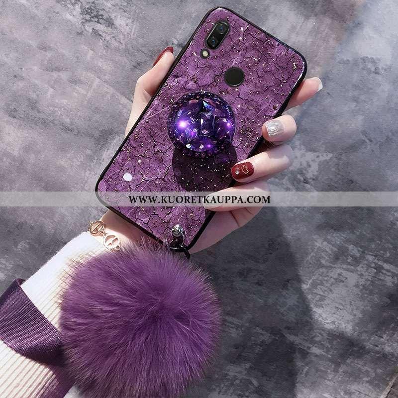 Kuori Huawei P20 Lite, Kuoret Huawei P20 Lite, Kotelo Huawei P20 Lite Pehmeä Neste Kristalli Nuoret