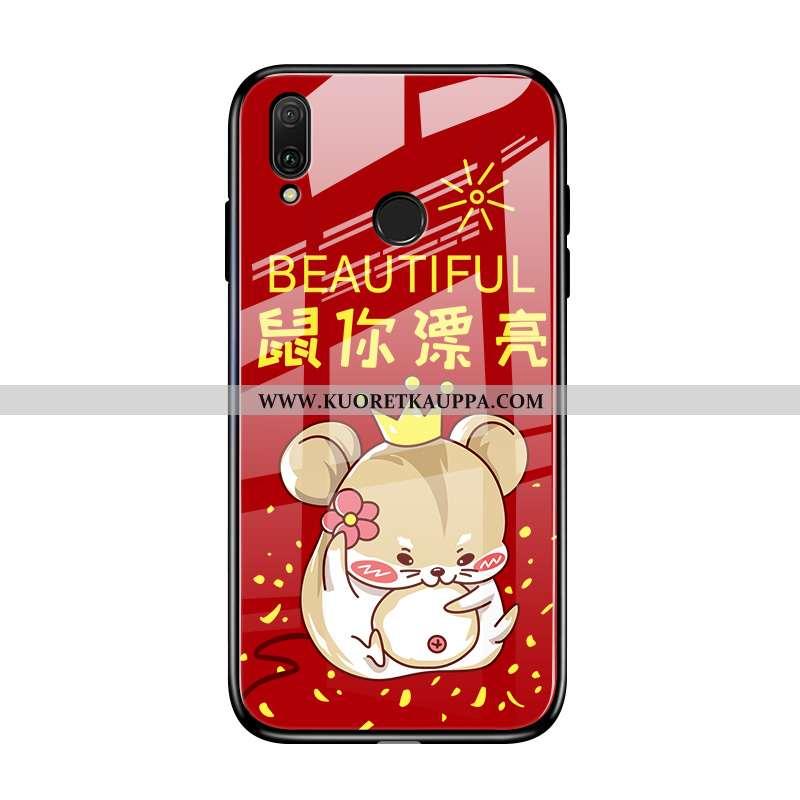 Kuori Huawei P20 Lite, Kuoret Huawei P20 Lite, Kotelo Huawei P20 Lite Sarjakuva Näytönsuojus All Inc