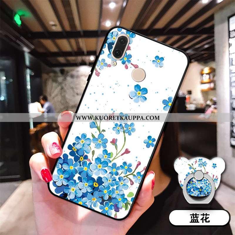 Kuori Huawei P20 Lite, Kuoret Huawei P20 Lite, Kotelo Huawei P20 Lite Silikoni Puhelimen Nuoret Murt